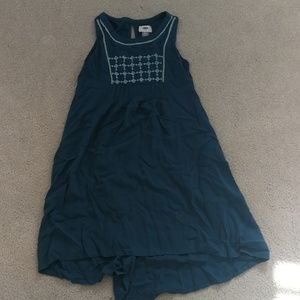 Old Navy girls high low dress size 10/12